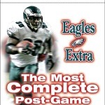 """Philadelphia Eagles Paper-Rack"" Philadelphia Inquirer & Daily News, 11""x10.5"", 2008"
